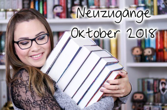 Neuzugänge Oktober 2018