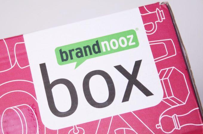 brandnooz Genuss Box Dezember 2018