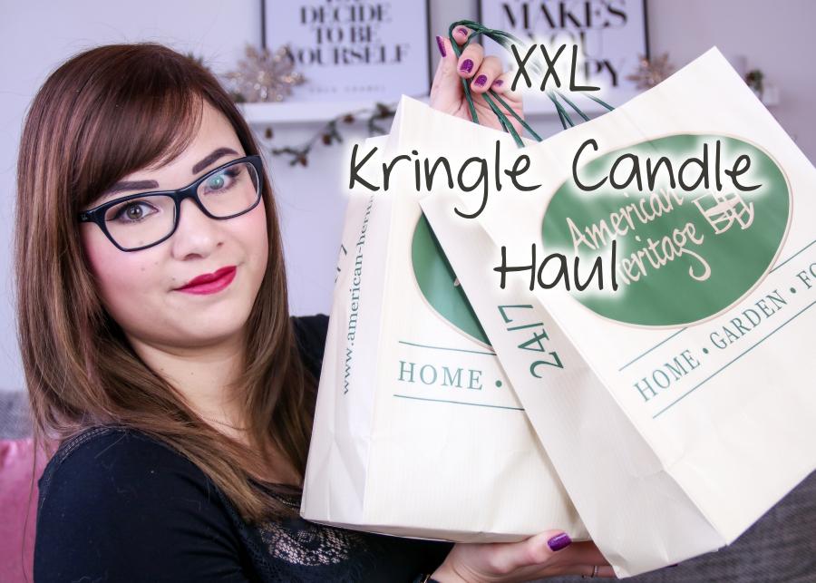 Kringle Candle Haul