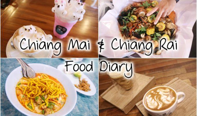 [Video] Chiang Mai & Chiang Rai Food Diary