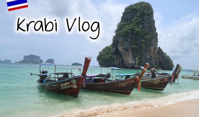 [Video] Krabi Vlog | Travel Diary