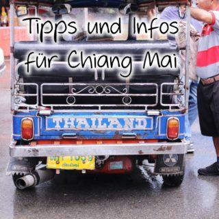 Infos für Chiang Mai