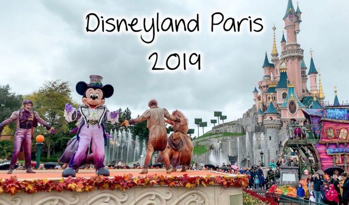 [Video] Mein erstes Mal in Disneyland Paris