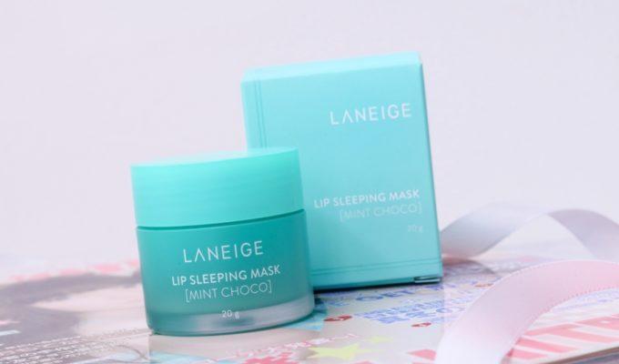 [Review] Laneige Lip Sleeping Mask