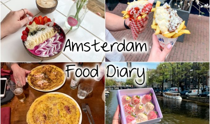 [Video] Amsterdam Food Diary