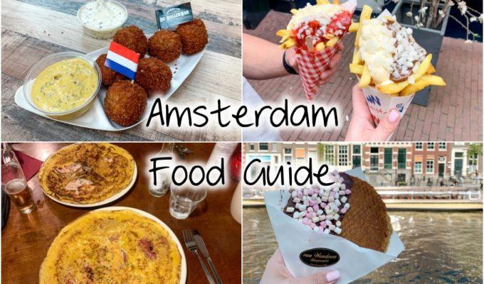 Amsterdam Food Guide: 10 Dinge, die man in Amsterdam unbedingt probieren sollte
