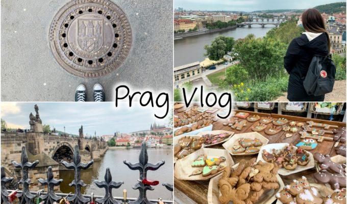 [Video] Prag Vlog | Travel Diary