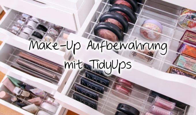 Make-Up Aufbewahrung mit TidyUps – IKEA ALEX
