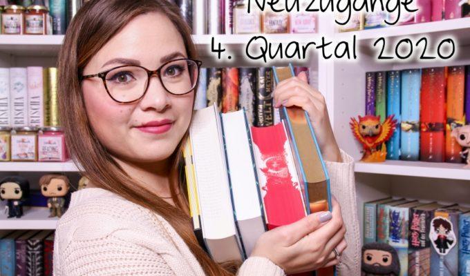 [Video] Bücher Haul | Neuzugänge 4. Quartal 2020